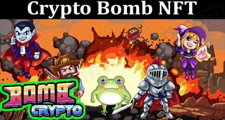 About General Information Crypto Bomb NFT