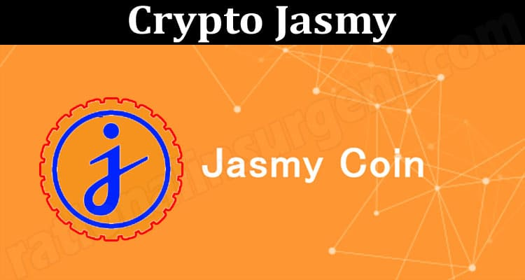 About General Information Crypto Jasmy