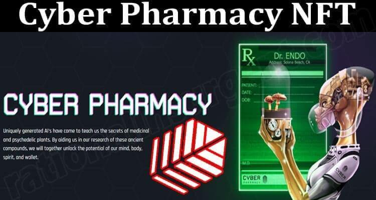 About General Information Cyber Pharmacy NFT