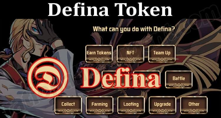 About General Information Defina Token