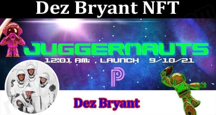 About General Information Dez Bryant NFT