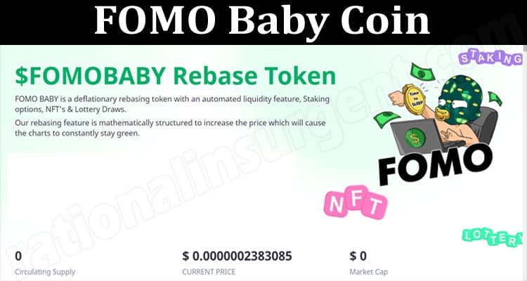 About General Information FOMO Baby Coin