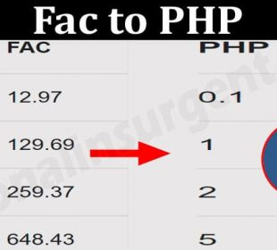 About General Information Fac to PHP