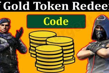 About General Information Ff Gold Token Redeem Code