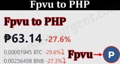 About General Information Fpvu to PHP