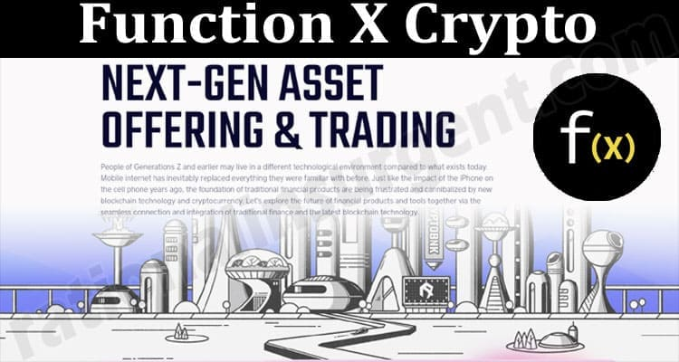 About General Information Function X Crypto