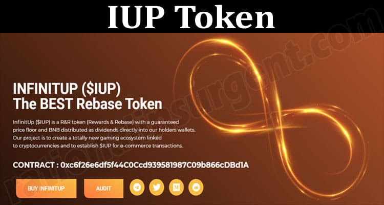 About General Information IUP Token