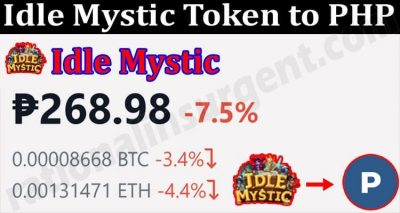 About General Information Idle Mystic Token To PHP