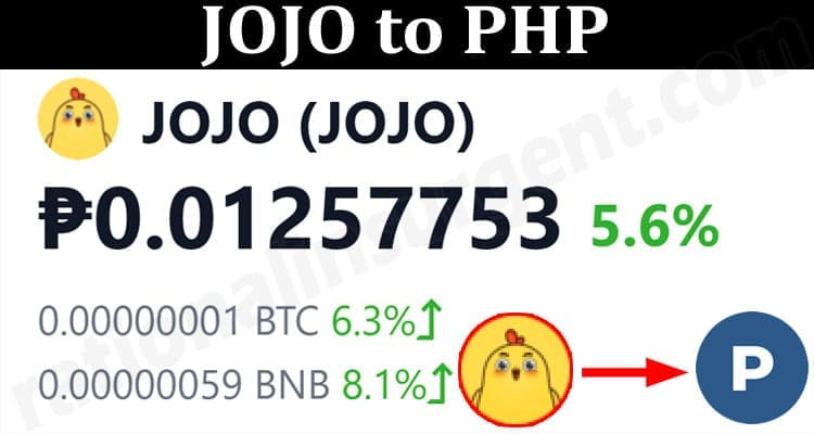 About General Information JOJO to PHP