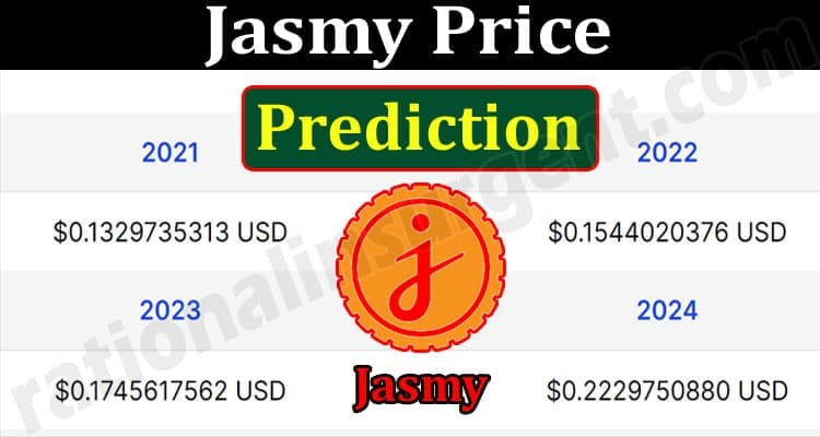 About General Information Jasmy Price Prediction