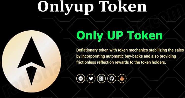 About General Information Onlyup Token