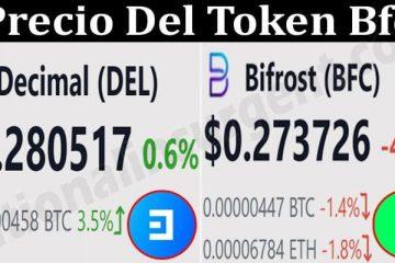 About General Information Precio Del Token Bfc
