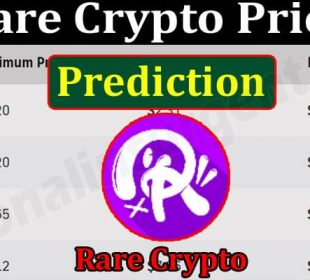 About General Information Rare Crypto Price Prediction