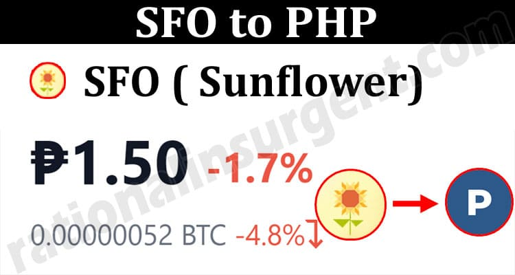 About General Information SFO To PHP