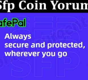 About General Information Sfp Coin Yorum