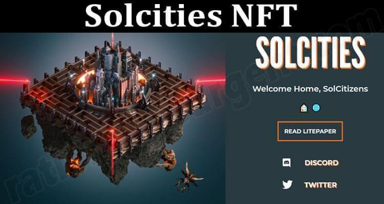 About General Information Solcities NFT