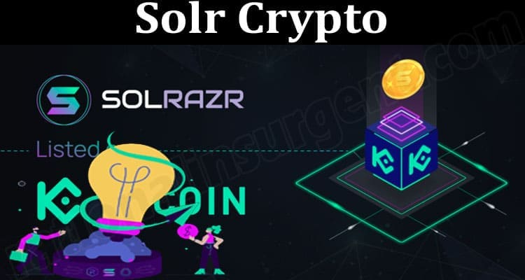 About General Information Solr Crypto