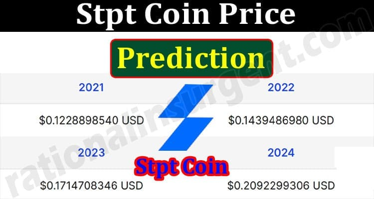 About General Information Stpt Coin Price Prediction