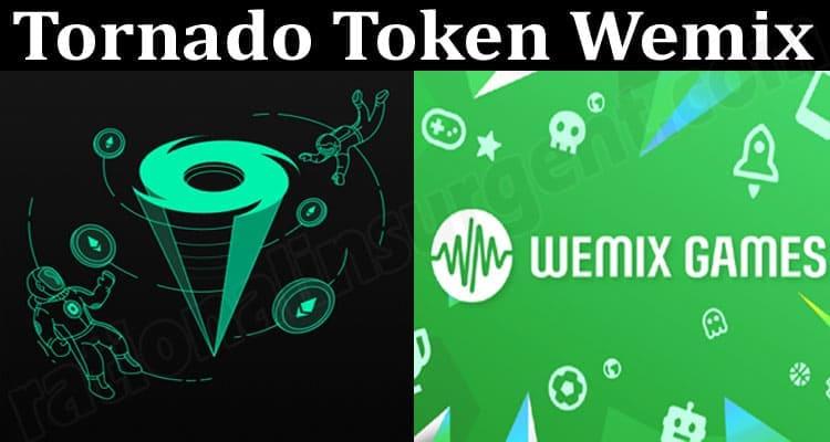 About General Information Tornado Token Wemix