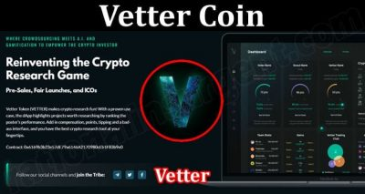 About General Information Vetter Coin