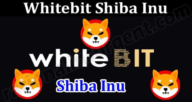 About General Information Whitebit Shiba Inu