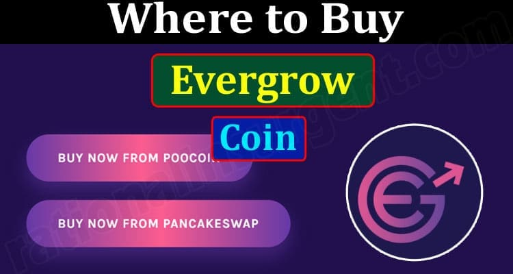 About general Information Buy Evergrow Coin