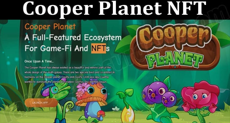 Latest News Cooper Planet NFT