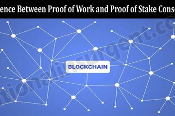 What is Difference Between Proof of Work and Proof of Stake Consensus